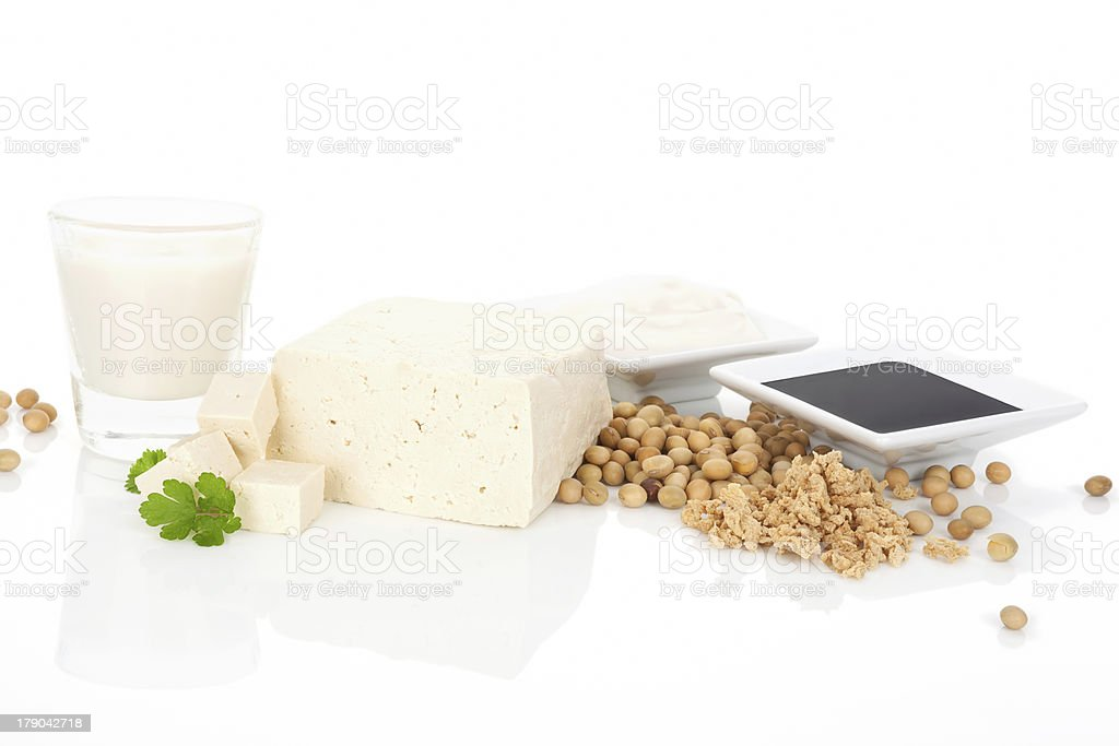 Vegan eating. royalty-free stock photo