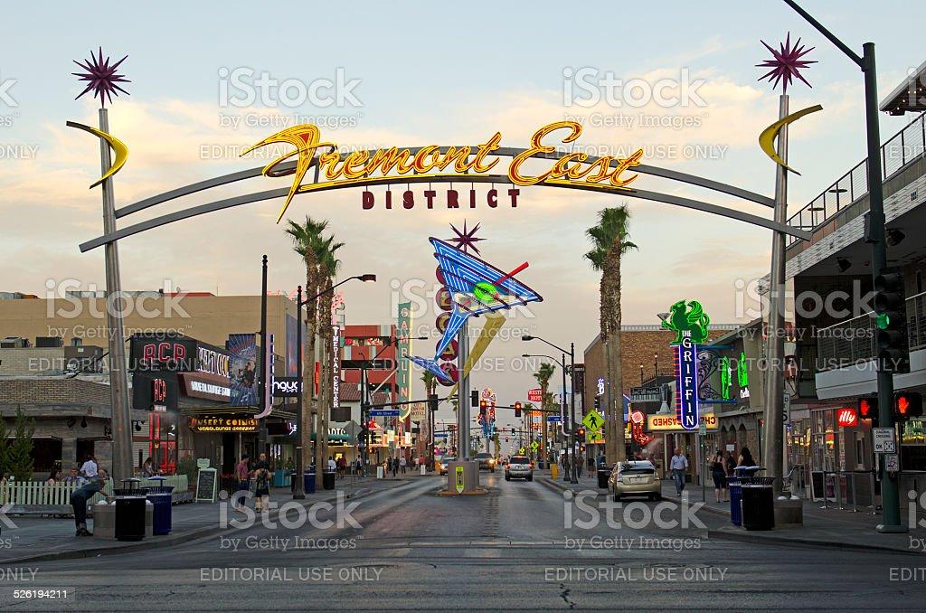 Vegas stock photo