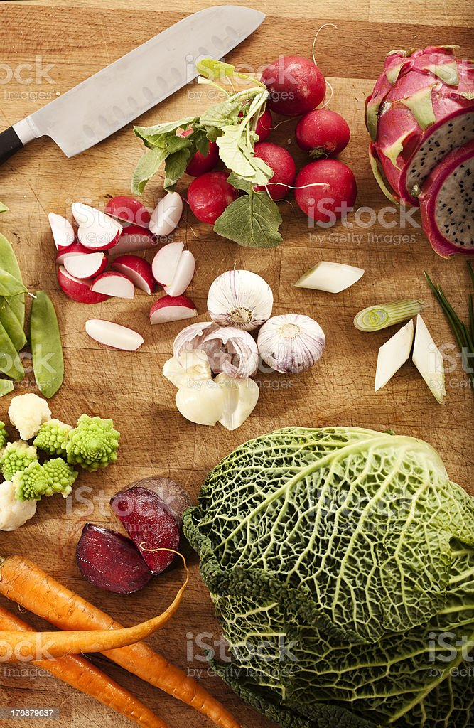 vegatables stock photo