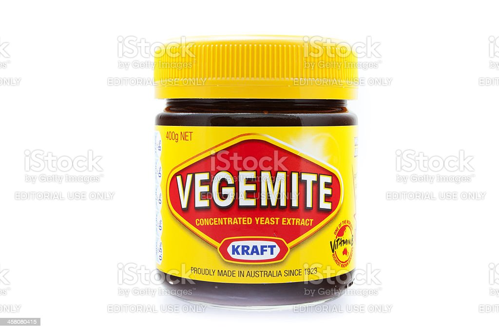 Vegemite royalty-free stock photo