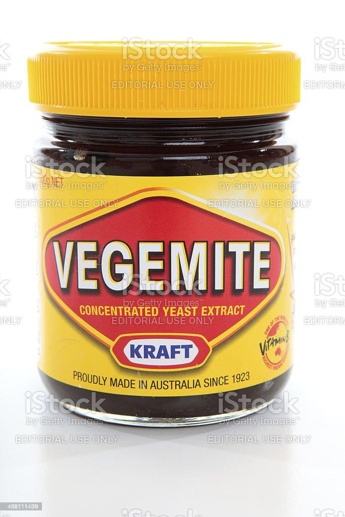 Vegemite royalty-free stock photo