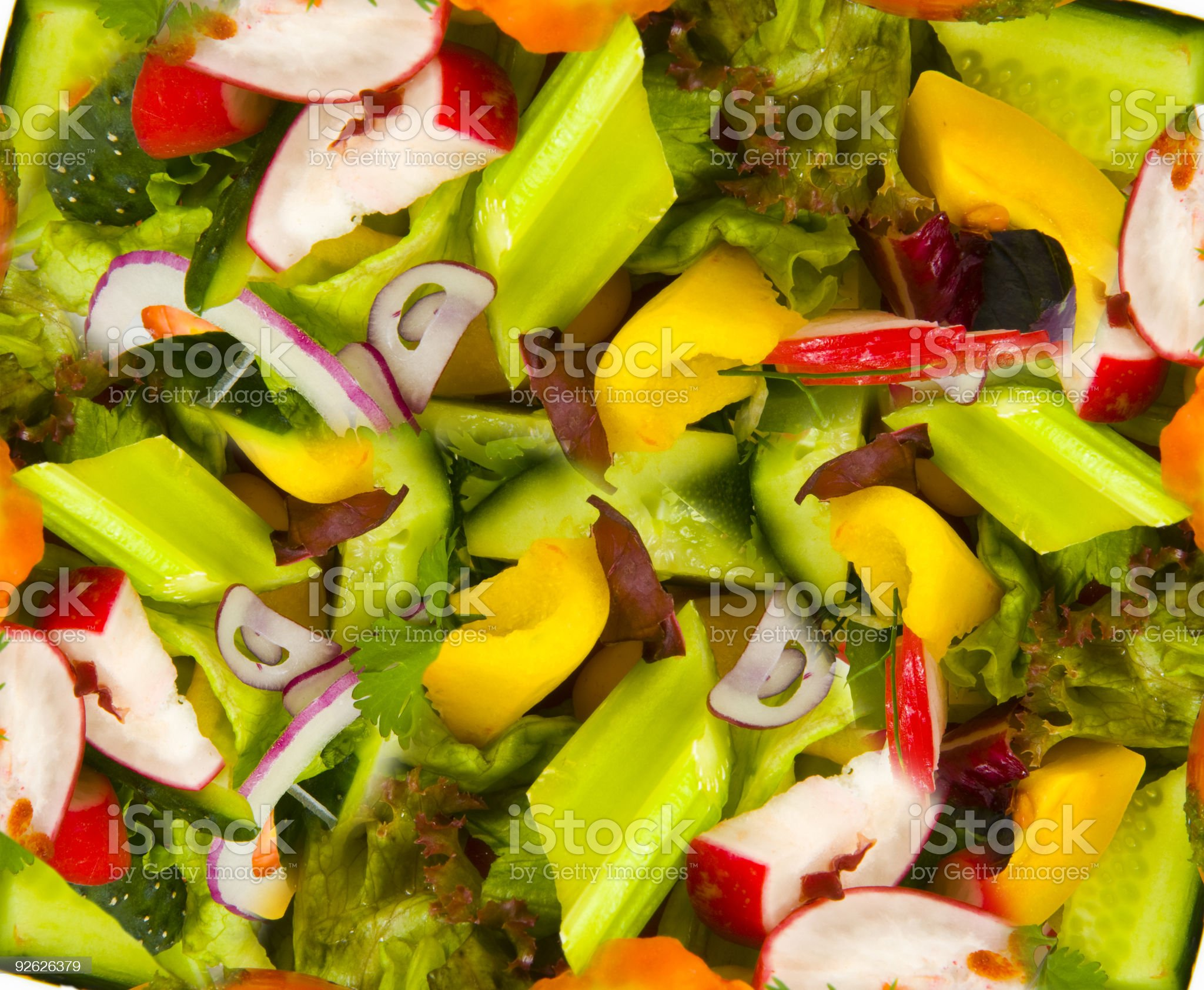 Vegetable background royalty-free stock photo