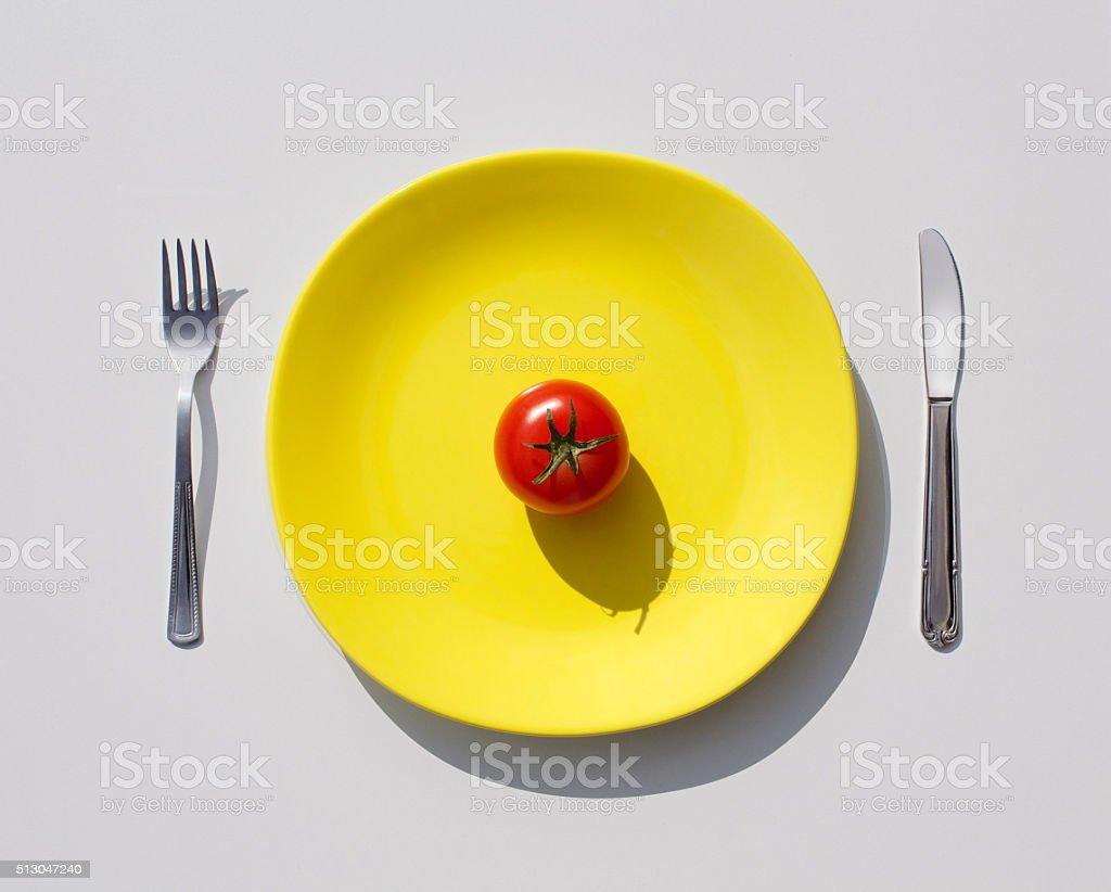 Vegetable is Health stock photo