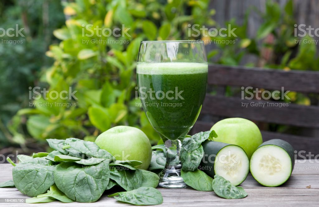 Vegetable Juice royalty-free stock photo