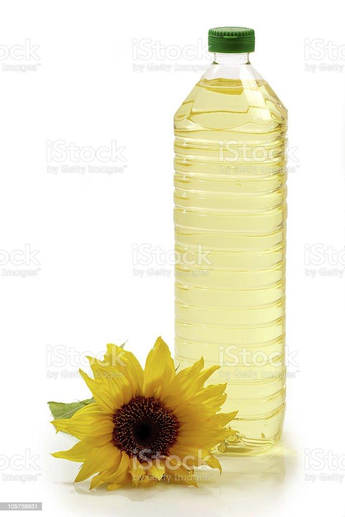 Vegetable Oil stock photo