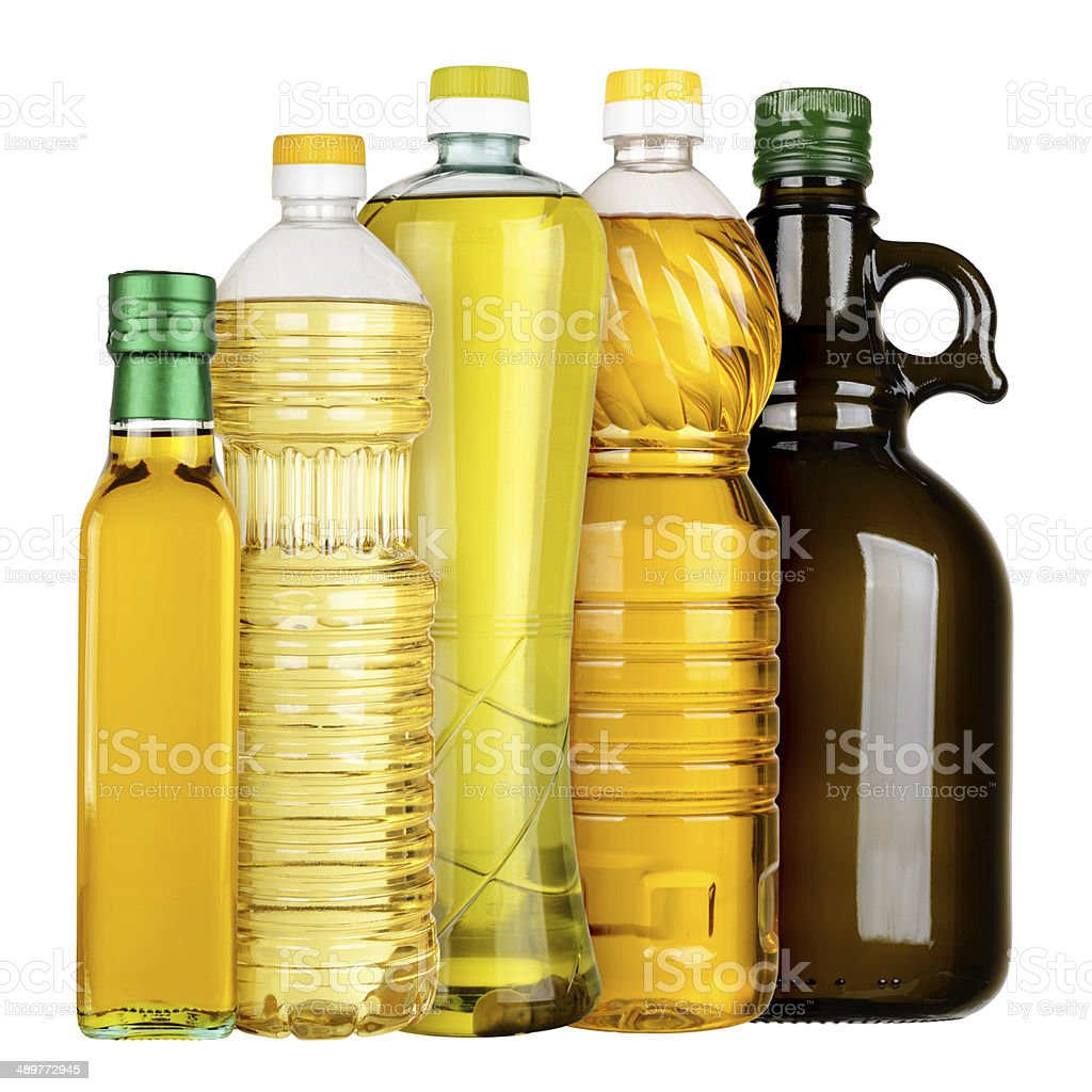 Vegetable oil royalty-free stock photo