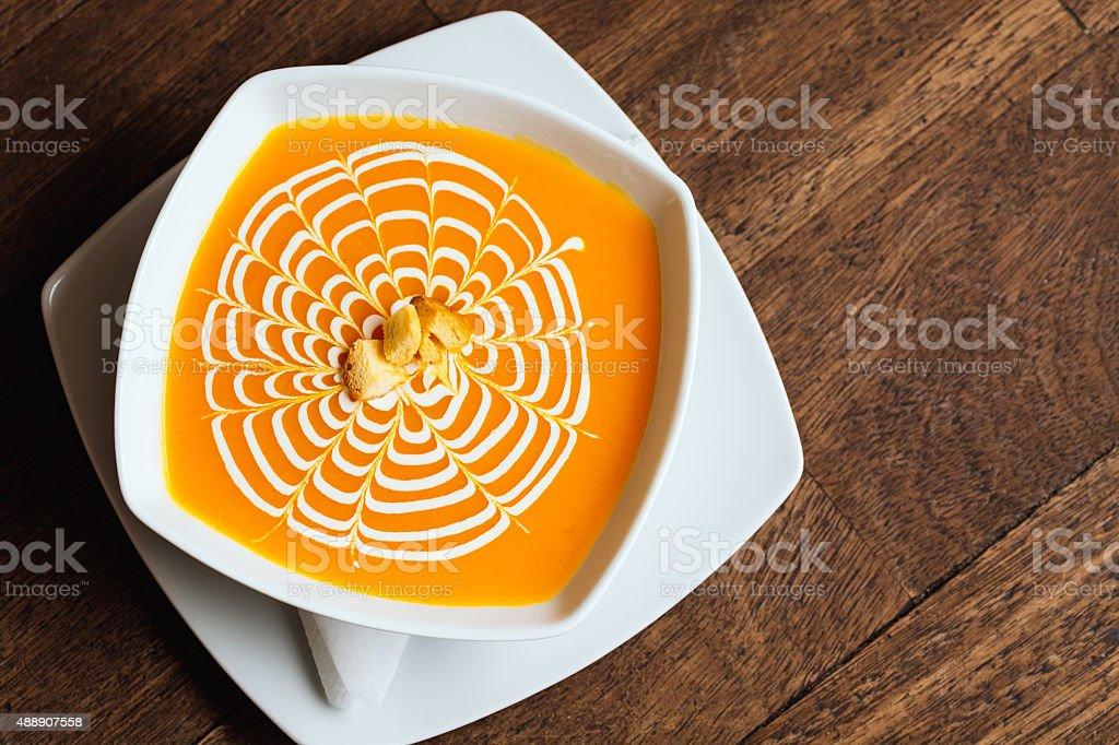 Vegetable pottage royalty-free stock photo