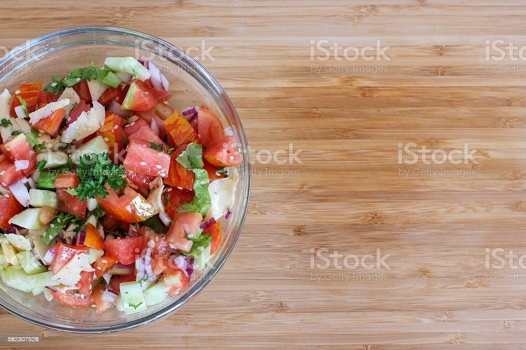 vegetable recipe stock photo