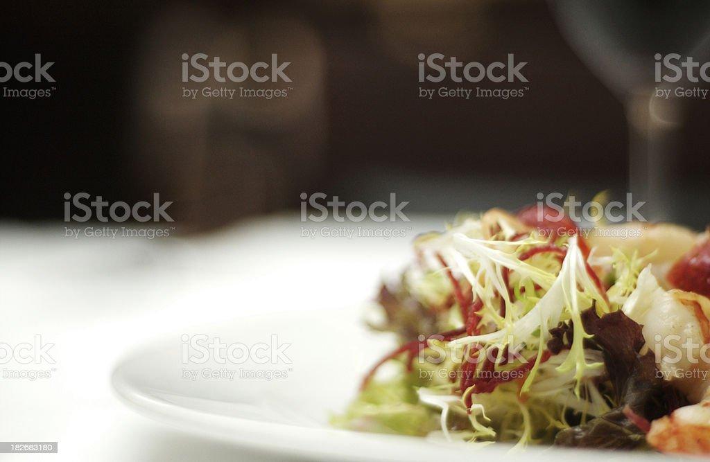 Vegetable/Fruit Salad 2 stock photo