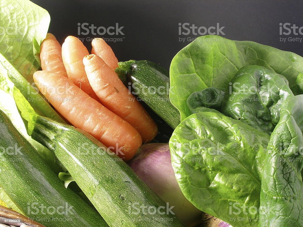 vegetables assortment royalty-free stock photo
