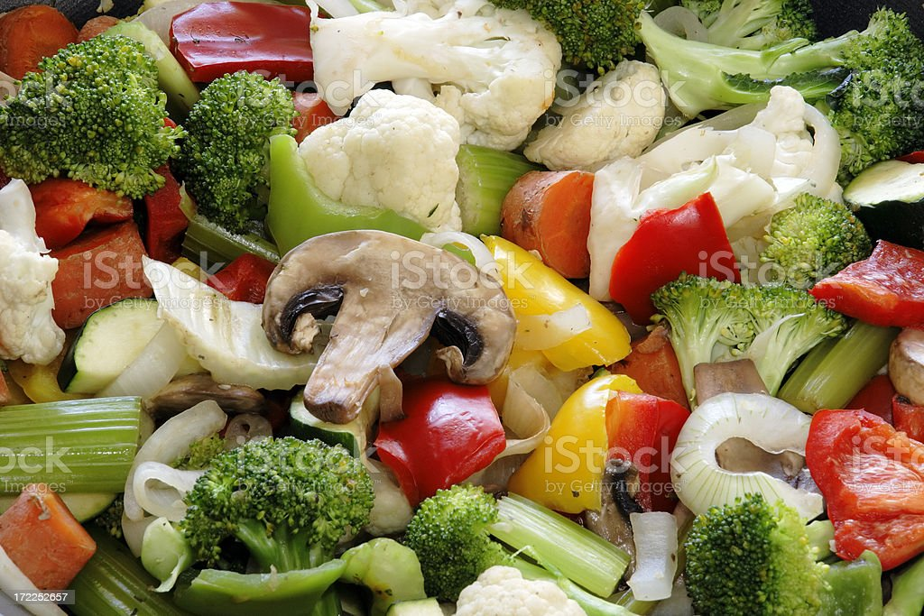 vegetables close up royalty-free stock photo