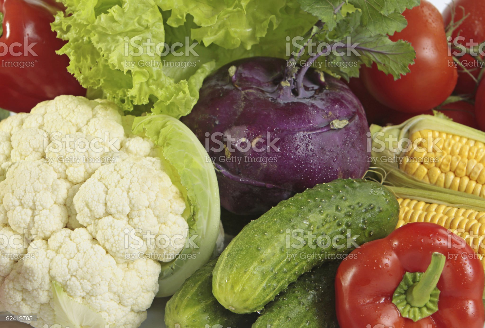 vegetables closeup royalty-free stock photo