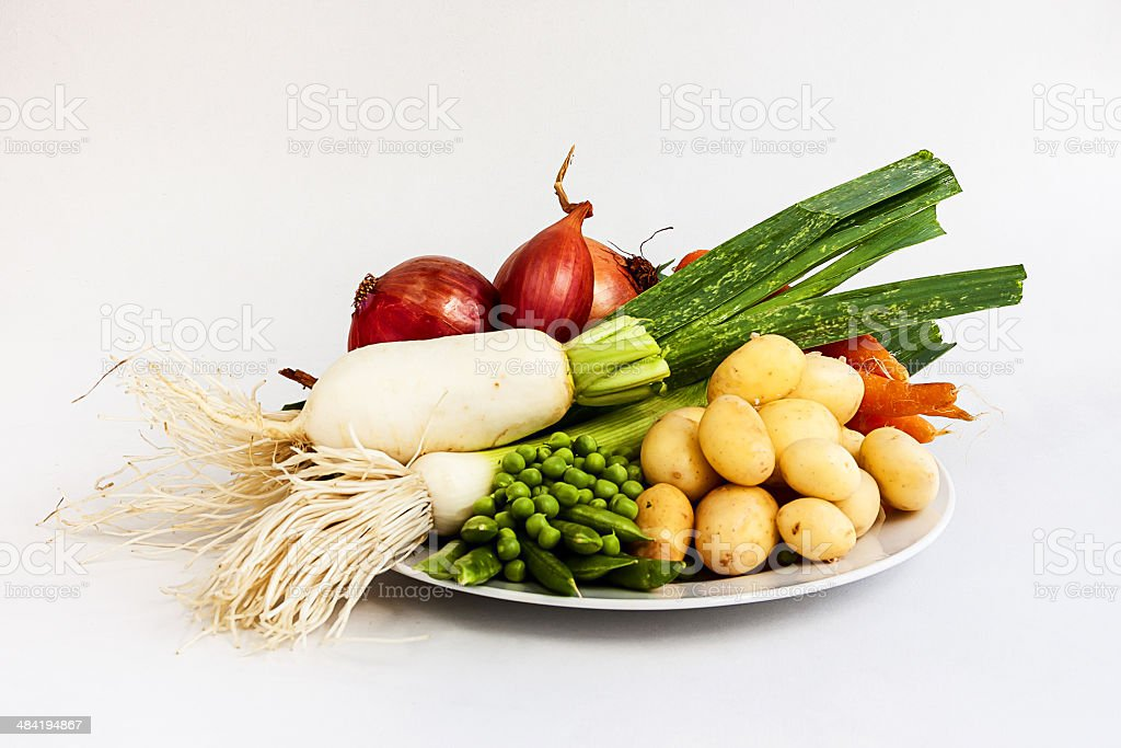 Vegetables food royalty-free stock photo