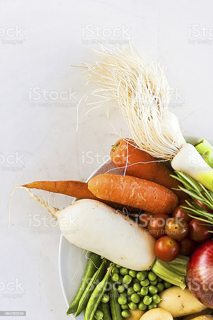 Vegetables food stock photo
