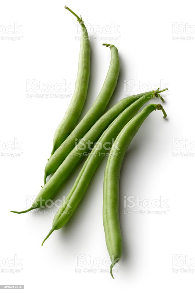Vegetables: Green Bean stock photo
