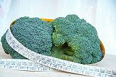 vegetables help losing weight :