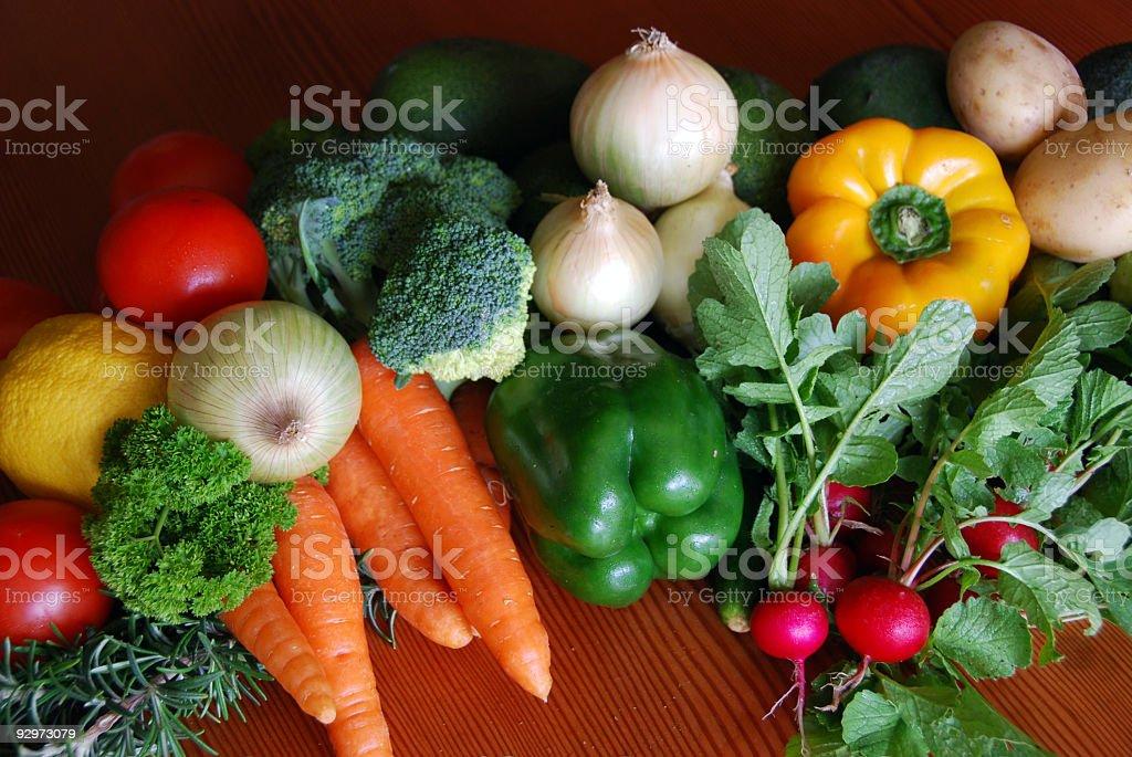 Vegetables in Season stock photo