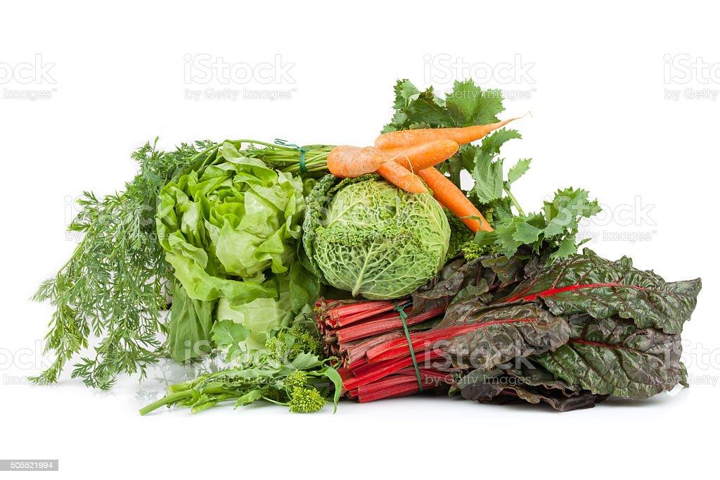 Vegetables Mix stock photo