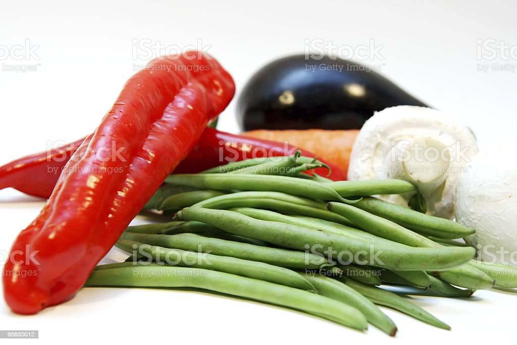 vegetables mix royalty-free stock photo