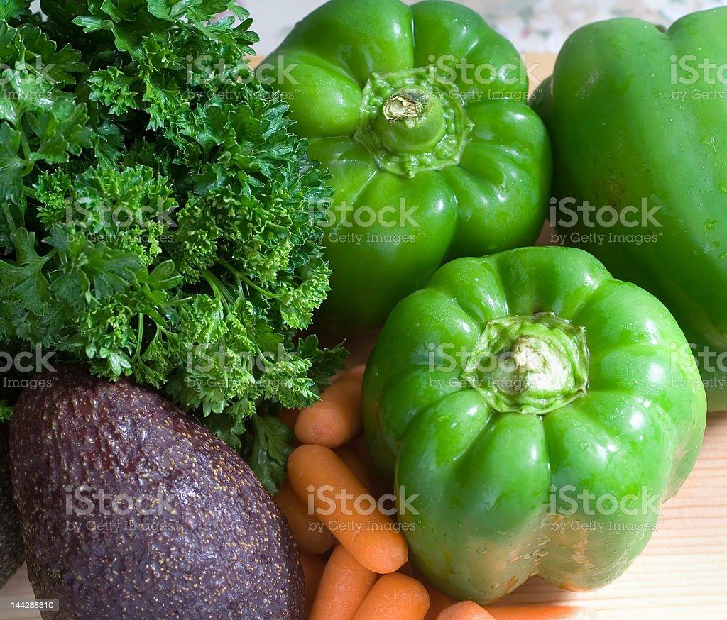 Warzyw zbiór zdjęć royalty-free