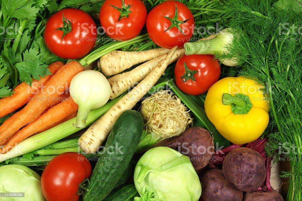 Gemüse Lizenzfreies stock-foto