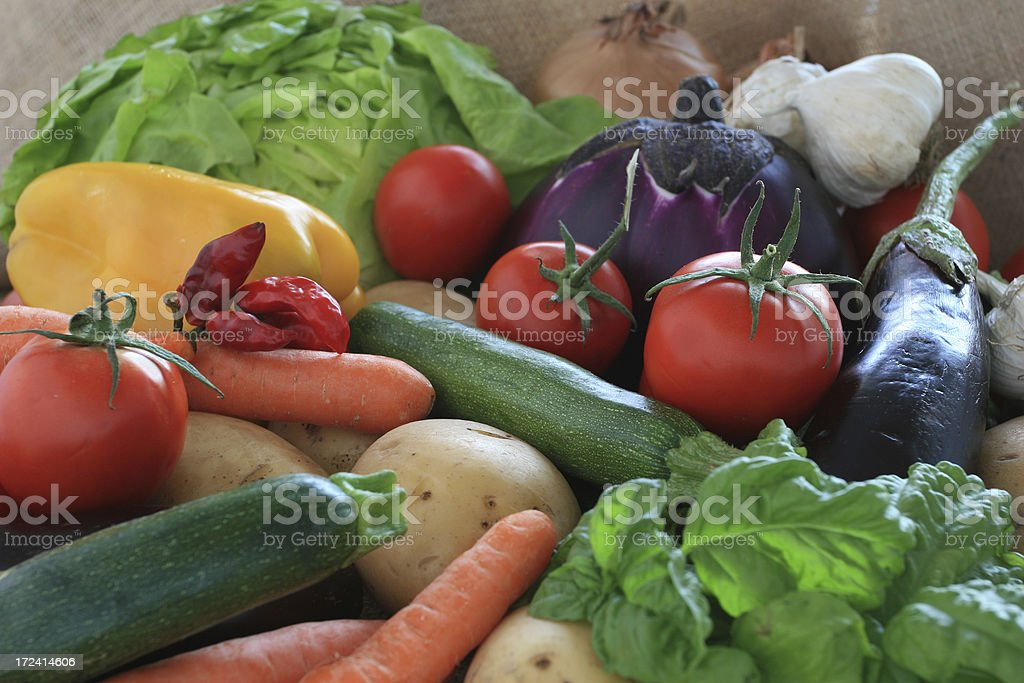 Vegetables. royalty-free stock photo