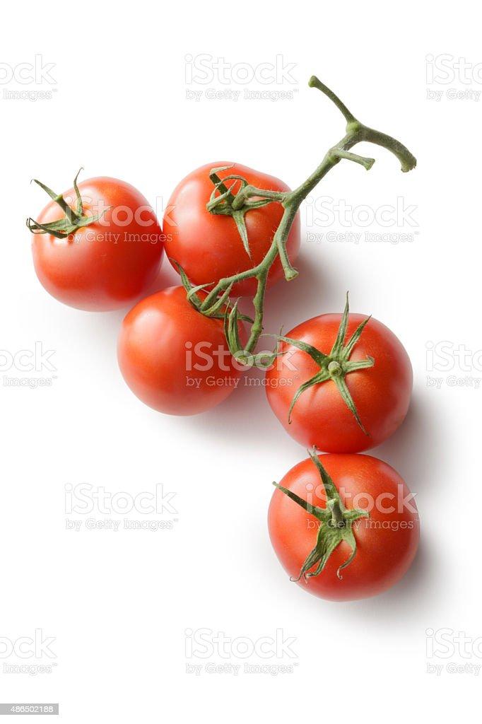 Vegetables: Tomato stock photo