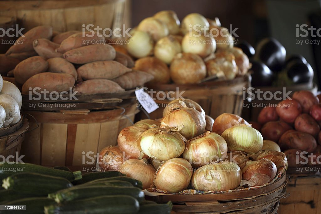 Vegetables  View images from same series royalty-free stock photo