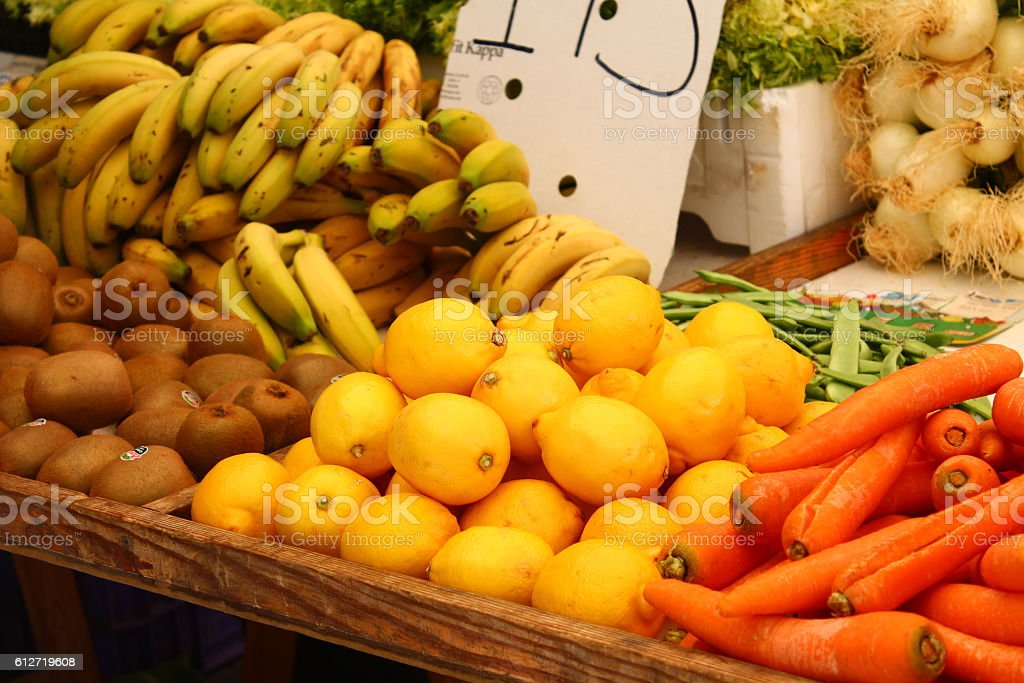 Vegetales stock photo