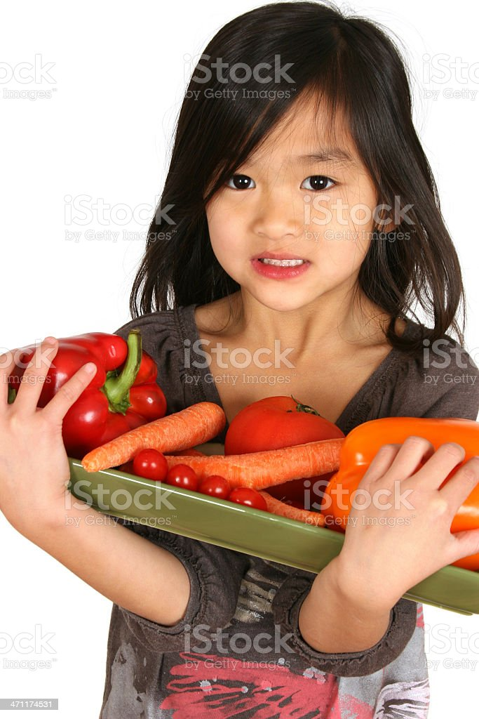 Vegetarian lifestyle royalty-free stock photo