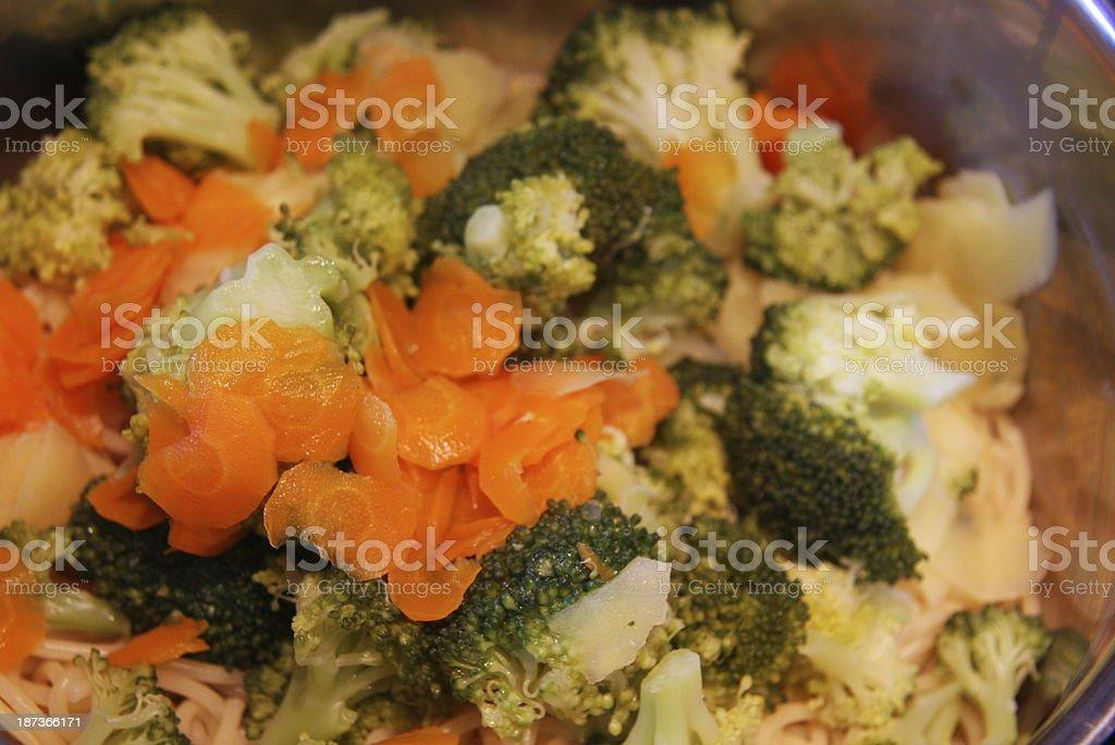 vegetarian stock photo