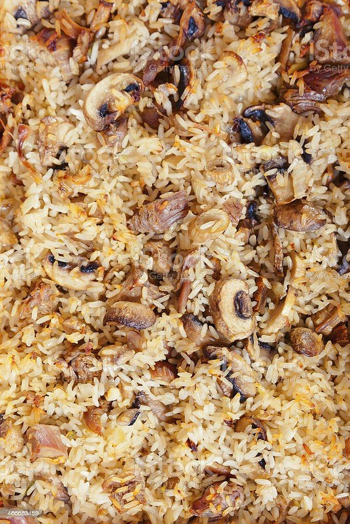 Vegeterian casserole royalty-free stock photo