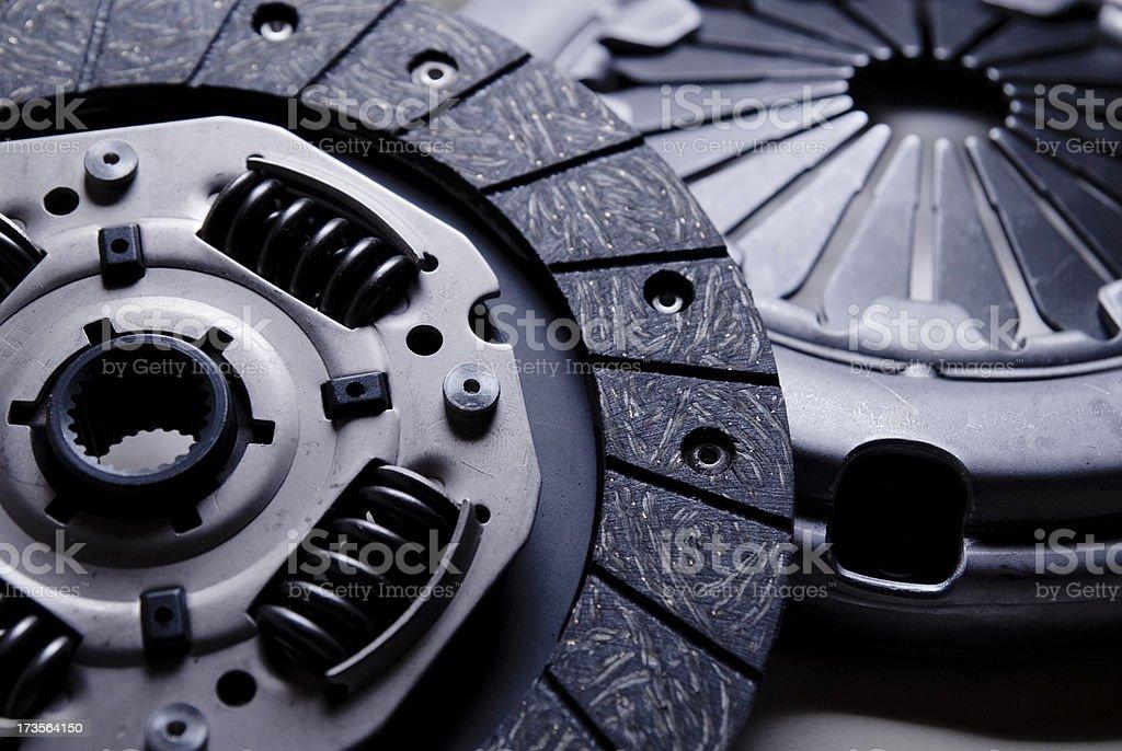 Vehicle Clutch stock photo
