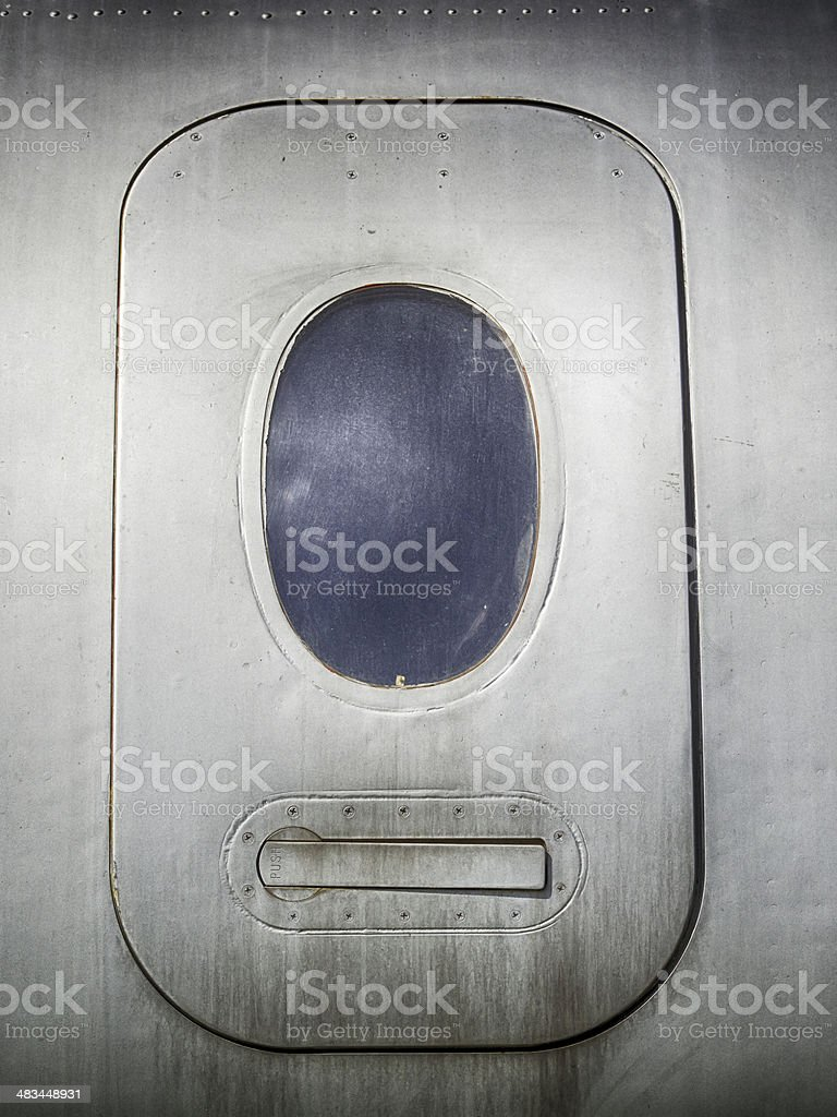 Vehicle Door. Color Image stock photo