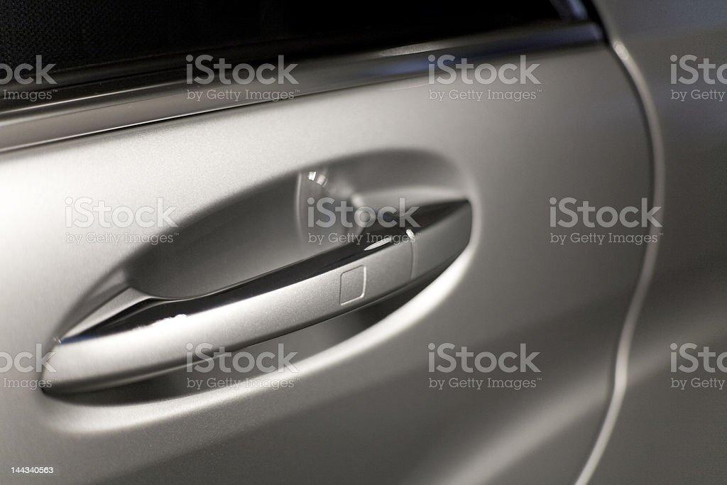Vehicle Door royalty-free stock photo