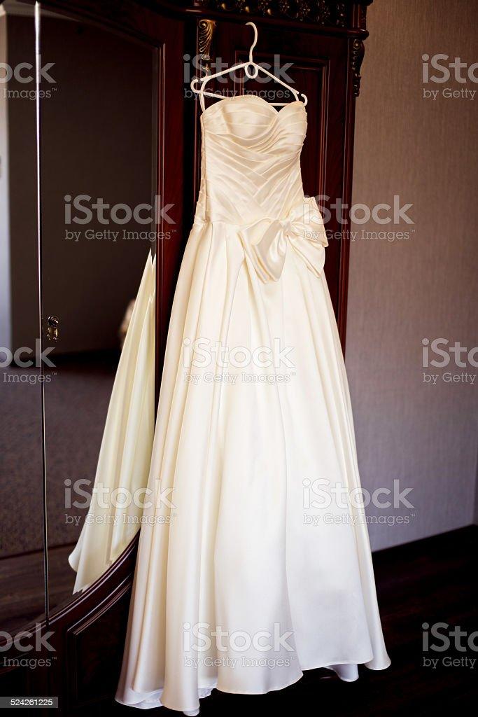 Veil, Wedding Dress royalty-free stock photo