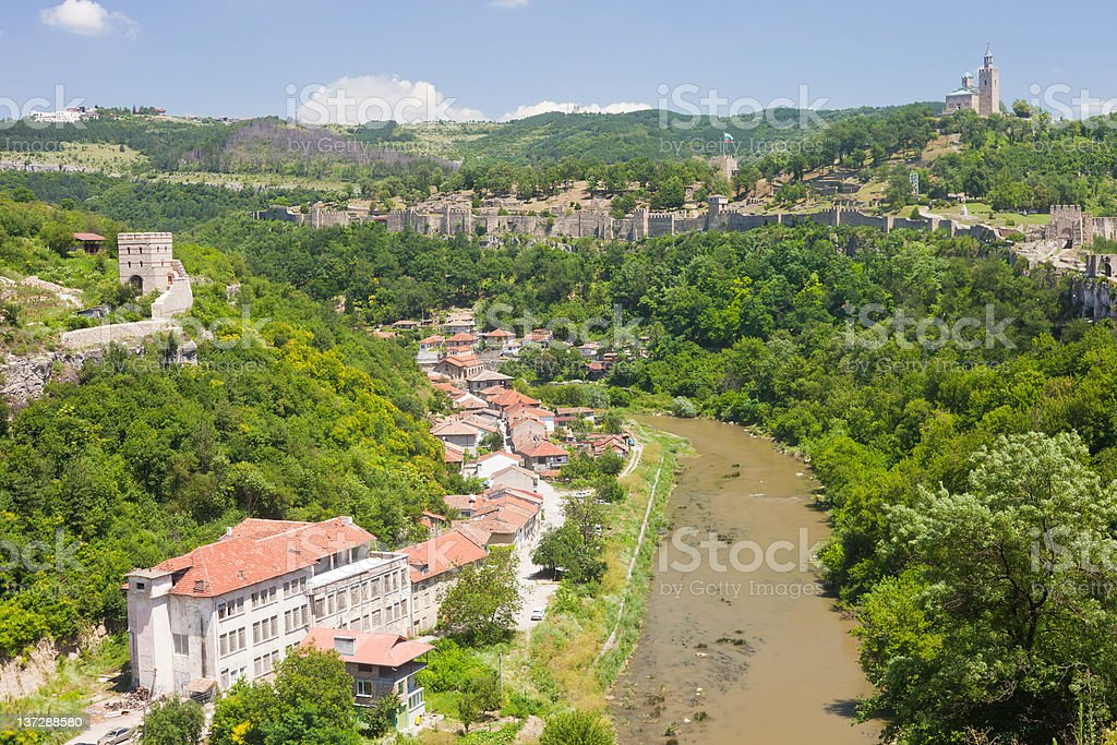 Veliko Tarnovo, Bulgaria royalty-free stock photo