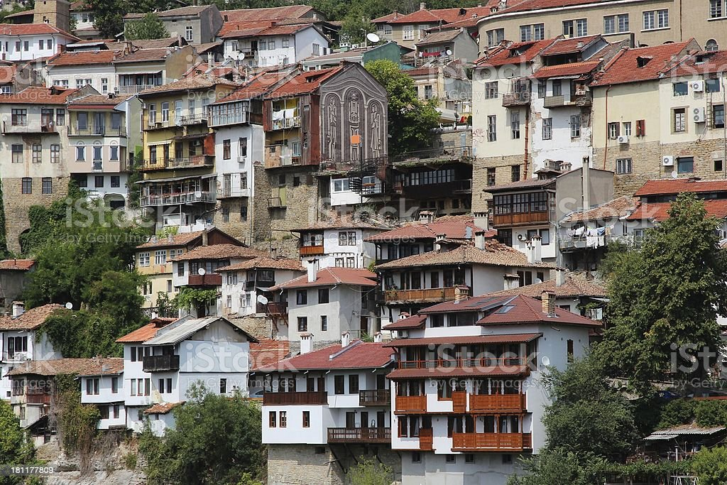 Veliko Tarnovo royalty-free stock photo
