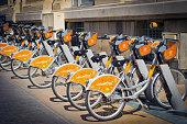 Velomogg bike hire Montpellier