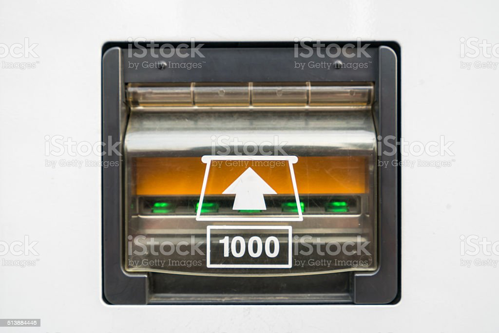 vending Machine stock photo
