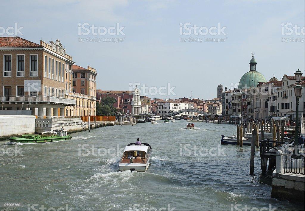 Venedig stock photo