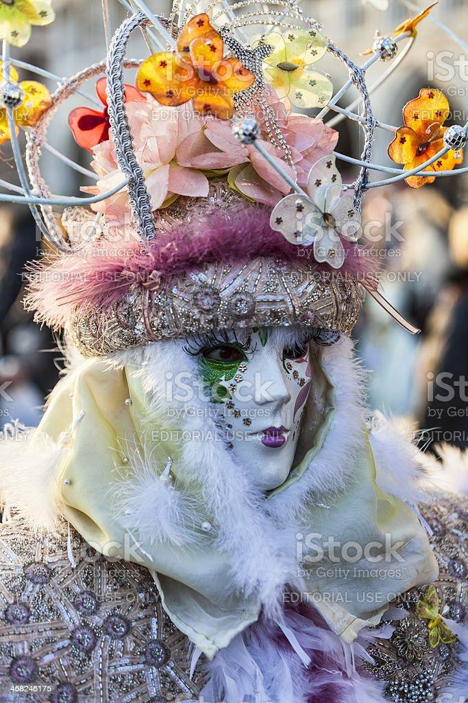 Venetian Disguise royalty-free stock photo