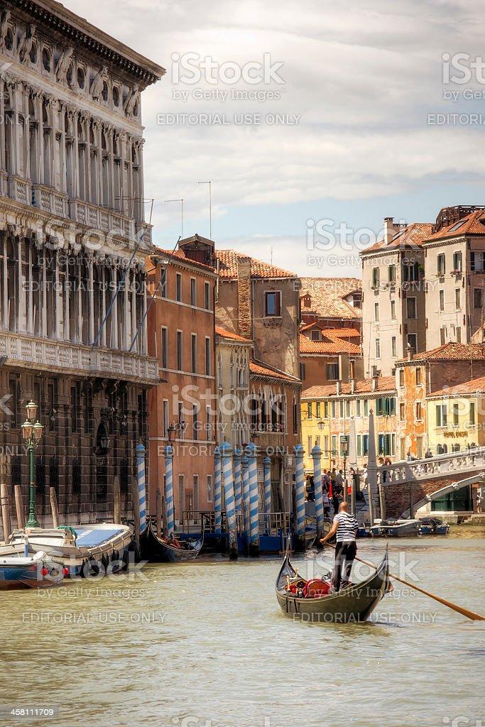Venetian Impressions royalty-free stock photo