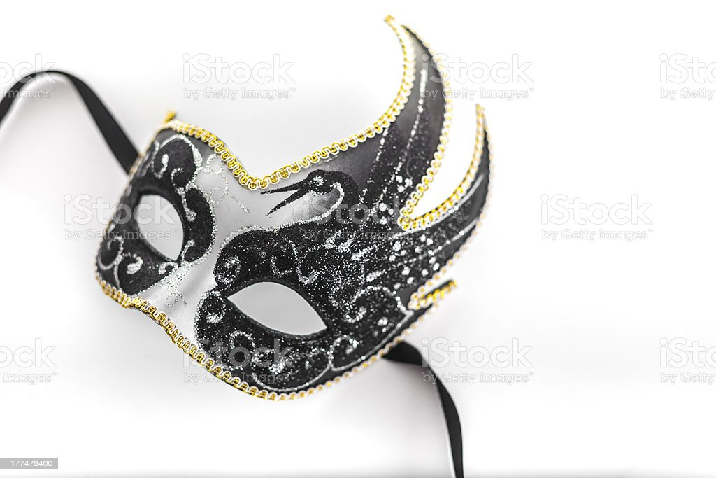 Venetian Mask I royalty-free stock photo