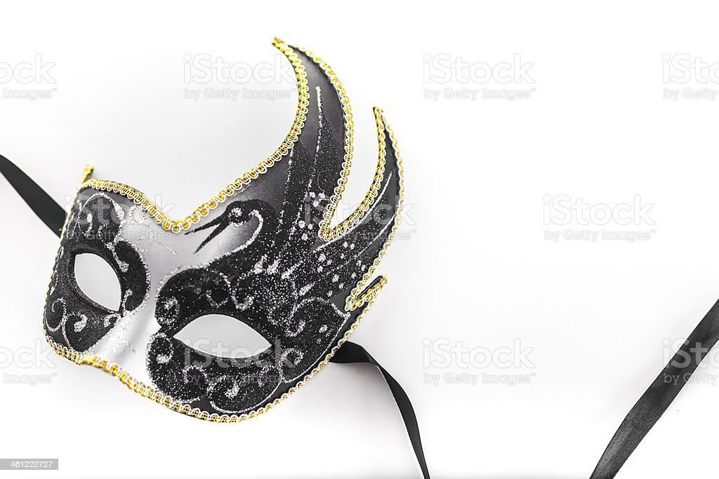 Venetian Mask II royalty-free stock photo