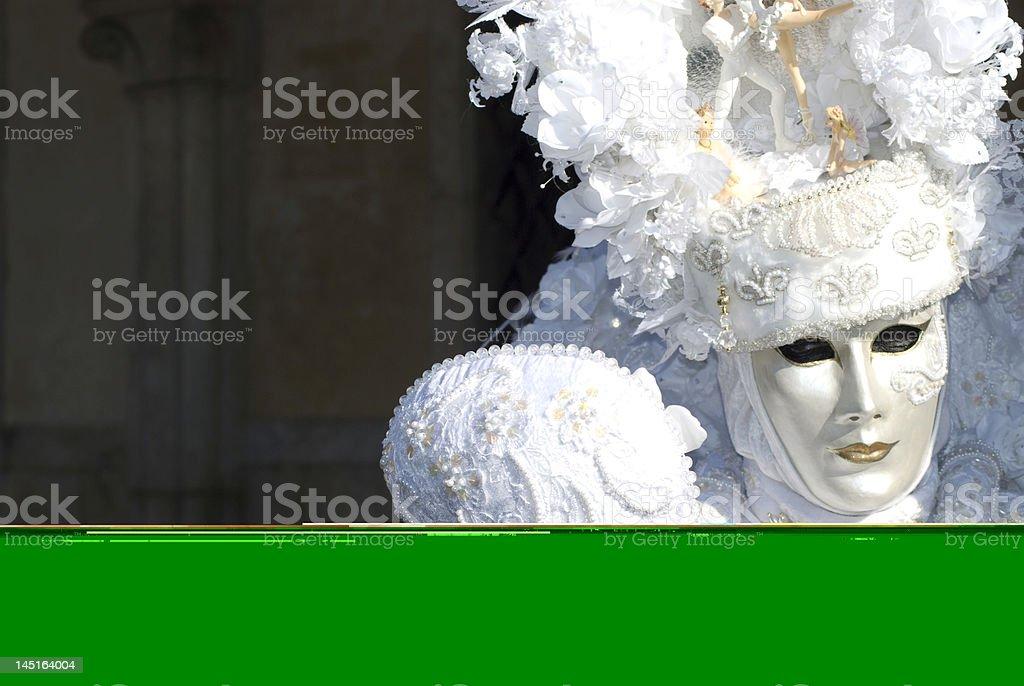 venetian mask, venice2008 royalty-free stock photo