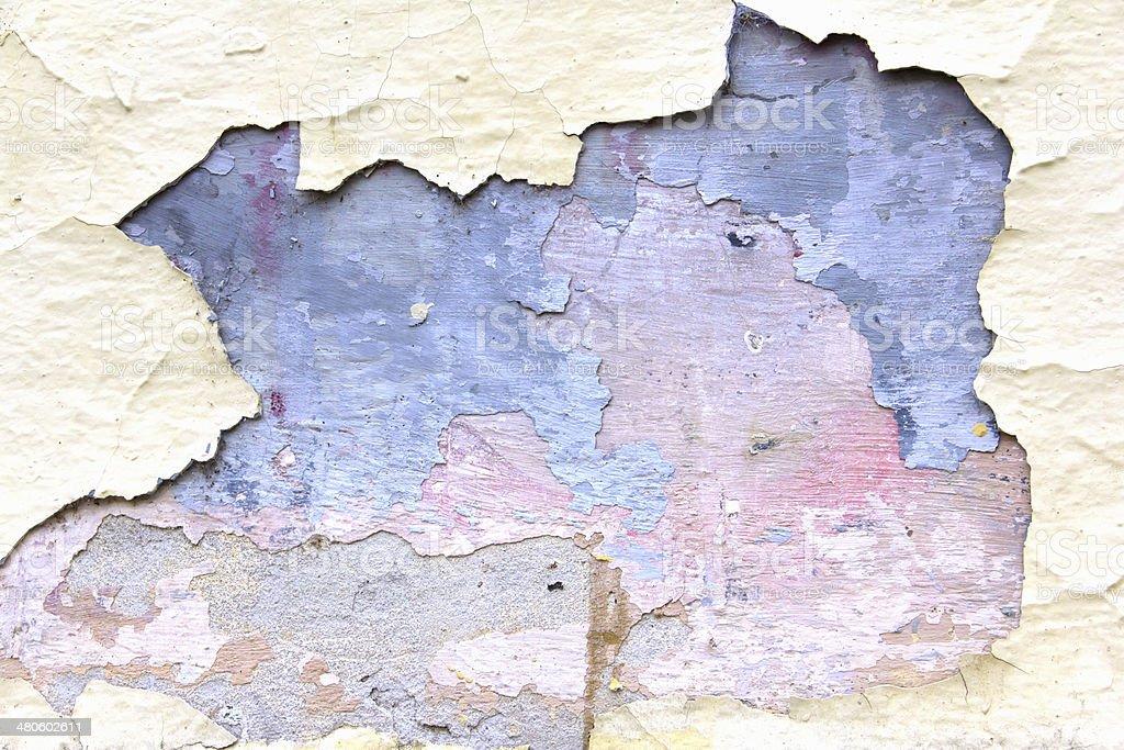 Venetian plaster, background royalty-free stock photo