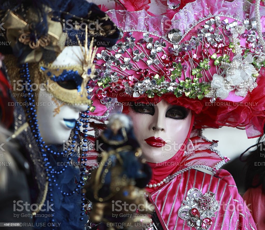 Venetian story royalty-free stock photo