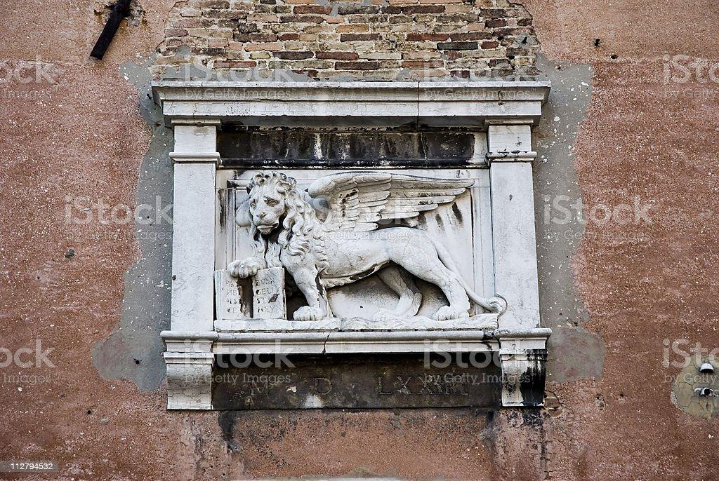 Venetian symbol royalty-free stock photo