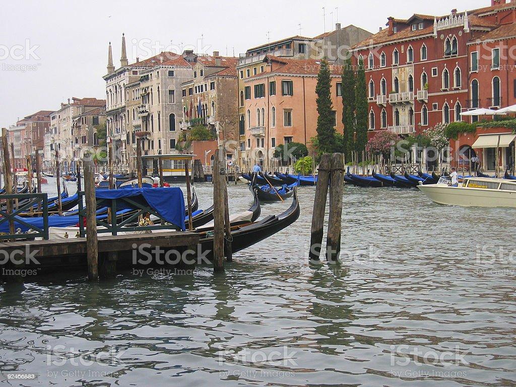 Venezia I, Italia royalty-free stock photo
